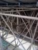 Sportovní hala v Mostě(2011) - konstrukční nátěry